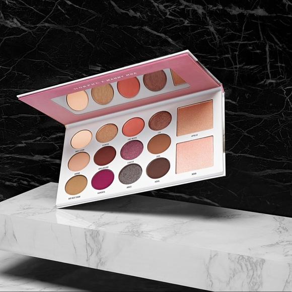 Morphe Other - NEW Morphe X Manny MUA Glam palette eyeshadow
